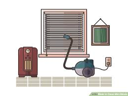 How To Clean Metal Blinds The Easy Way 3 Ways To Clean Mini Blinds Wikihow