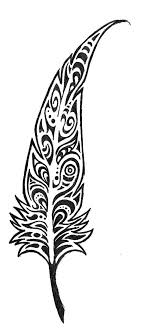 tribal feather tattoos feather tattoos