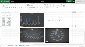 Learning Spreadsheets Online Free Google Sheets Vs Excel Online Vs Zoho Sheet Which Cloud