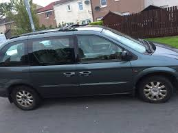 chrysler voyager in irvine north ayrshire gumtree