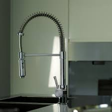 Pro Kitchen Faucet by Moen Professional Kitchen Faucets U2014 Railing Stairs And Kitchen Design