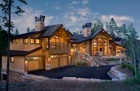 20 Stunning Mountain House Exterior Design Ideas Style Motivation