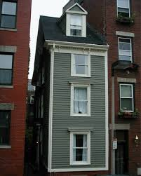 narrowest house in boston 12 of the narrowest homes in the world square feet squares and house