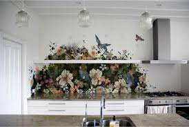 kitchen backsplash paint 40 awesome kitchen backsplash ideas decoholic