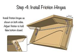 Wood Shelf Building Plans by Diy Secret Floating Shelf Free Plans Rogue Engineer