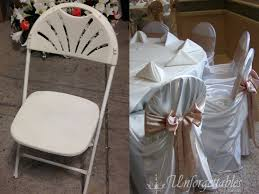 Wooden Wedding Chairs Idiot U0027s Man U0027s Guide By A Man Chairs Unforgettables Wedding