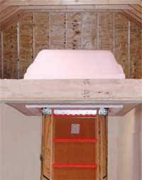 attic access doors internachi inspection forum