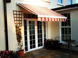 Wind Out Awning Awning Patio Awning Wind Out Cover Canopy Decking Shade