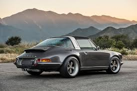 porsche singer 911 porsche 911 targa by singer vehicle design hiconsumption