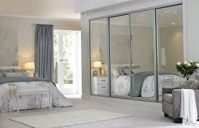 wardrobes mirror sliding wardrobe door with white frame sliding