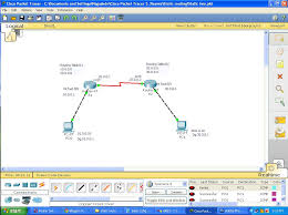 tutorial cisco packet tracer 5 3 how to configure a simple static routing in packet tracer router