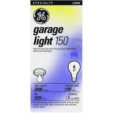 garage opener light bulb ge a46 garage door opener light bulb walmart
