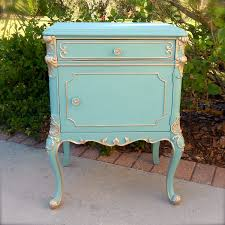 Entry Cabinet Oh So Provence Antique French Provincial Chic Nightstand Bedside