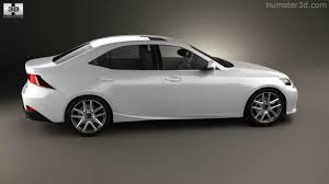 lexus sedan models 2013 lexus is f sport xe30 2013 by 3d model store humster3d com youtube