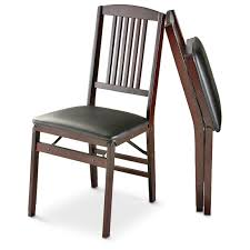 Stakmore Folding Chairs by Cosco Wood Folding Chair Stakmore French Cane Back Wood Folding