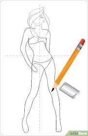 draw dress 10 steps pictures wikihow