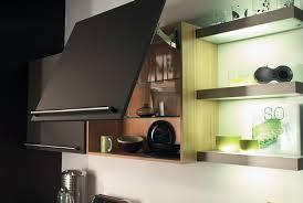 accessoire meuble de cuisine accessoire meuble cuisine cuisine ouverte avec bar donnant sur la