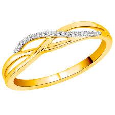 pierscionek zareczynowy złoty pierścionek zaręczynowy z brylantami 375