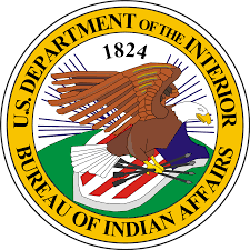 united states department of the interior bureau of indian affairs bureau of indian affairs