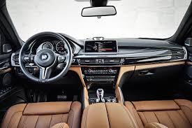 2015 Bmw X6 M Dashboard Indian Autos Blog