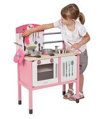 cuisine pour enfants promotion cuisine janod j06533 maxi cuisine bois pour enfant