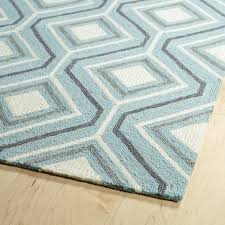 Aqua Outdoor Rug Neutral Pattern Indoor Outdoor Rug Shades Of Light