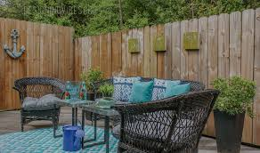Rustoleum For Metal Patio Furniture - spray paint fixes everything diy patio furniture makeover
