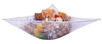 Hammock With Stand And Canopy Amazon Com Jumbo Toy Hammock Organize Stuffed Animals Or