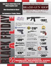 black friday gun deals bradis guns black friday specials