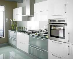 Kitchen Kitchen Bar Designs Grey And White Kitchen Kitchen Cabinet - White gloss kitchen cabinets