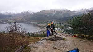 granton explorers u0027 activity camp to lochgoilhead outdoor activity