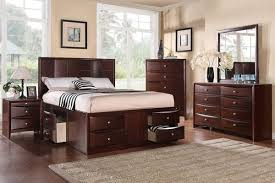 bedroom furniture with lots of storage new beautiful queen storage bed furniture in coral springs fl