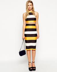 striped pencil skirt dress ala striped pencil skirt dress ala