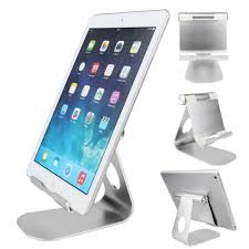 aliexpress com buy new aluminum table desk mount stand holder