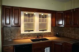 placement of pendant lights over kitchen sink lights for above kitchen sink pendant light over kitchen sink height