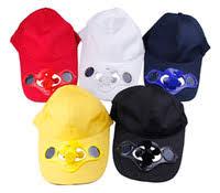 hat with fan built in cheap cool baseball cap with built in solar fan find cool baseball