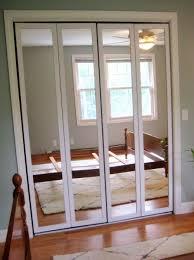 bifold mirrored closet doors rona
