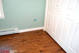 Water Got Under Laminate Flooring Flooring Shaw Versalock Laminate Flooring Trafficmaster Allure