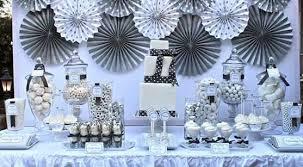 silver anniversary ideas silver paper straws 50 stripe metallic silver straws cake pops