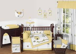sweet jojo designs honey bee 9 piece crib bedding set u0026 reviews