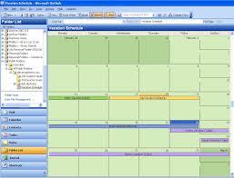 employee vacation schedule calendar calendar template 2017