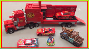 lightning mcqueen diecast and lego lightning mcqueen and easter
