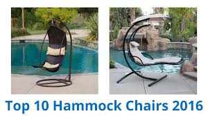 Hammock Chair And Stand Combo 10 Best Hammock Chairs 2016 Youtube
