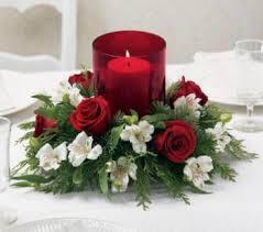 christmas floral arrangements christmas flower arrangements and centerpieces