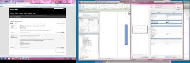 editing wall material to concrete in plan view autodesk community