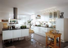 Small White Kitchens Designs by Apartment Natural Wood Cabinet For Small Kitchen Design In