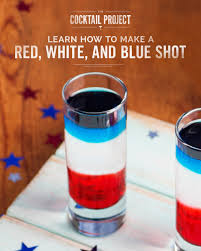 rainbow cocktail recipe red white and blue shot recipe blue curacao schnapps and