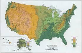Map South Carolina Coast Us East Coast Elevation Map 300 Foot Tsunami North South Carolina