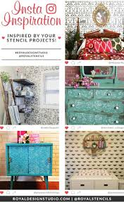 home decor stencils decorate with wall stencils hot diy home decor trends royal