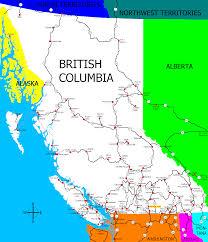 Map Of Keys Xtra Storage Map Of British Columbia